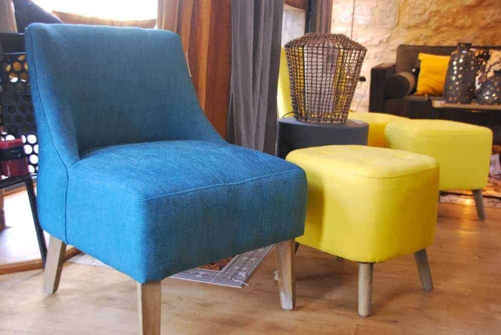 fauteuil et canapé sur sarlat