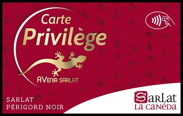 Your preferred card sarlat